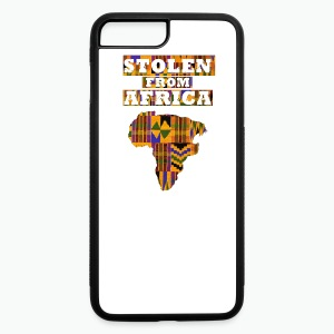 Stolen From Africa Apparel - iPhone 7 Plus/8 Plus Rubber Case