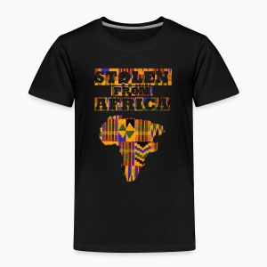 Stolen From Africa Apparel - Toddler Premium T-Shirt
