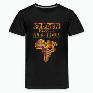 Stolen From Africa Apparel - Kids' Premium T-Shirt