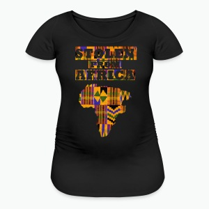 Stolen From Africa Apparel - Women's Maternity T-Shirt