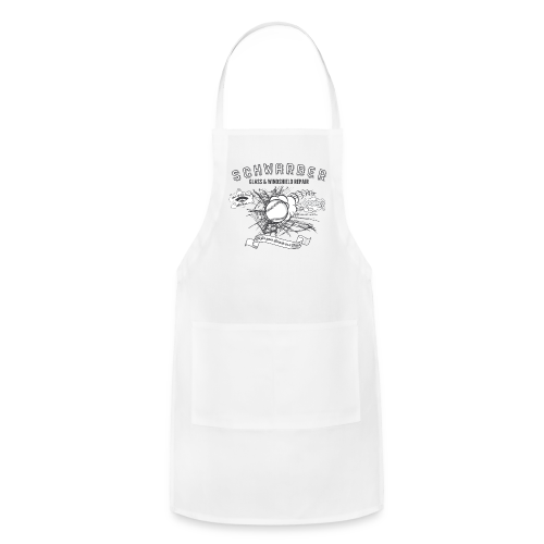 Schwarber Glass - Adjustable Apron