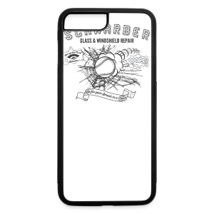 Schwarber Glass - iPhone 7 Plus/8 Plus Rubber Case