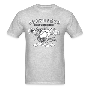 Schwarber Glass - Men's T-Shirt