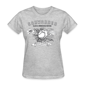 Schwarber Glass - Women's T-Shirt