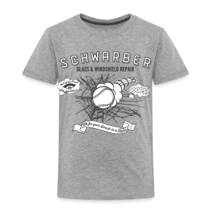 Schwarber Glass - Toddler Premium T-Shirt