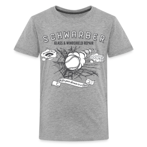 Schwarber Glass - Kids' Premium T-Shirt