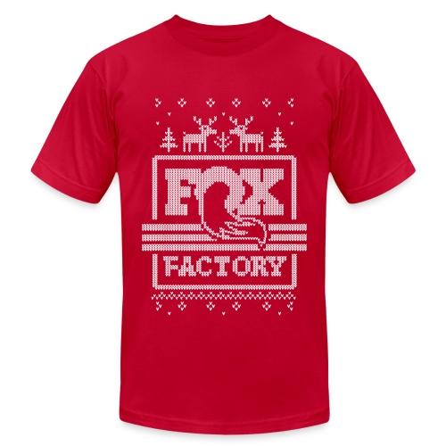 Holiday Sweater - Men's Fine Jersey T-Shirt