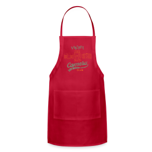 Vintage Camera Club - Adjustable Apron