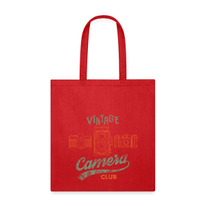 Vintage Camera Club - Tote Bag