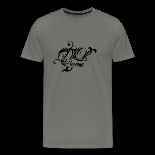 DLO Stamp Mens Crewneck sweater - Men's Premium T-Shirt