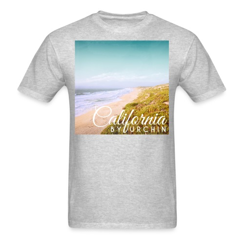 California by Urchin - Men's T-Shirt