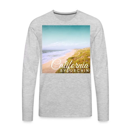 California by Urchin - Men's Premium Long Sleeve T-Shirt