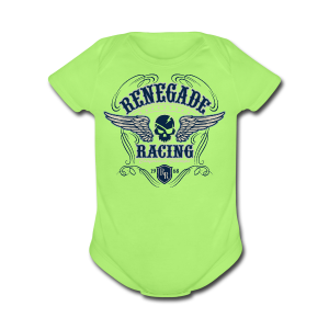 Renegade Racing - Short Sleeve Baby Bodysuit