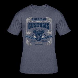 V-Twin Customs - Men's 50/50 T-Shirt
