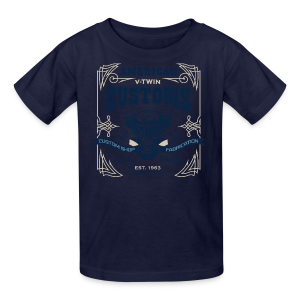 V-Twin Customs - Kids' T-Shirt