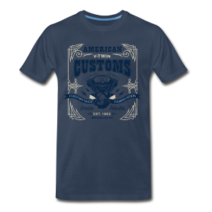 V-Twin Customs - Men's Premium T-Shirt
