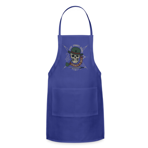 Five_Points_Gang - Adjustable Apron