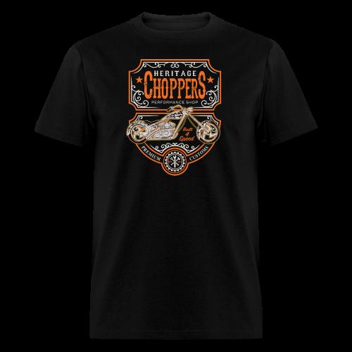 Heritage Choppers - Men's T-Shirt