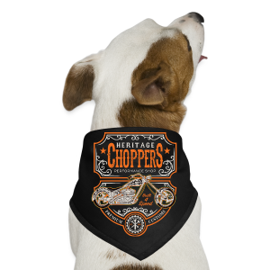 Heritage Choppers - Dog Bandana