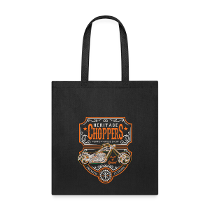 Heritage Choppers - Tote Bag