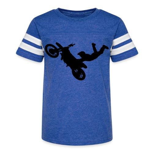 Motocross Freestyle  - Kid's Vintage Sport T-Shirt