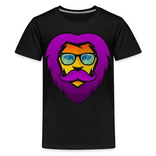 LionSwagger - Kids' Premium T-Shirt