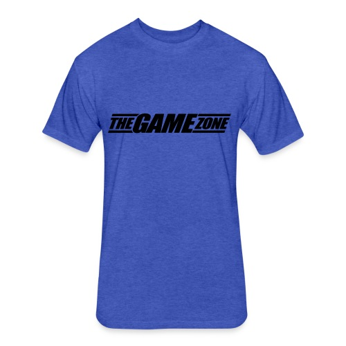 The Game Zone Customizable - Fitted Cotton/Poly T-Shirt by Next Level