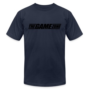 The Game Zone Customizable - Men's T-Shirt by American Apparel