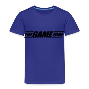 The Game Zone Customizable - Toddler Premium T-Shirt