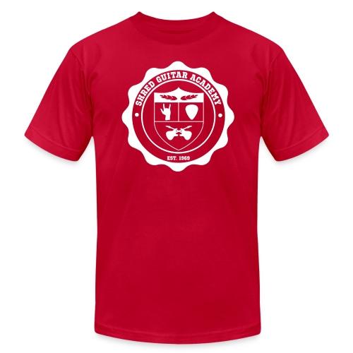 Shred Guitar Academy- Men - Men's Fine Jersey T-Shirt