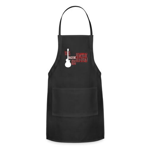 This Machine Kills Hipsters - Men - Adjustable Apron