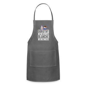 Blanche and Dorothy - Adjustable Apron