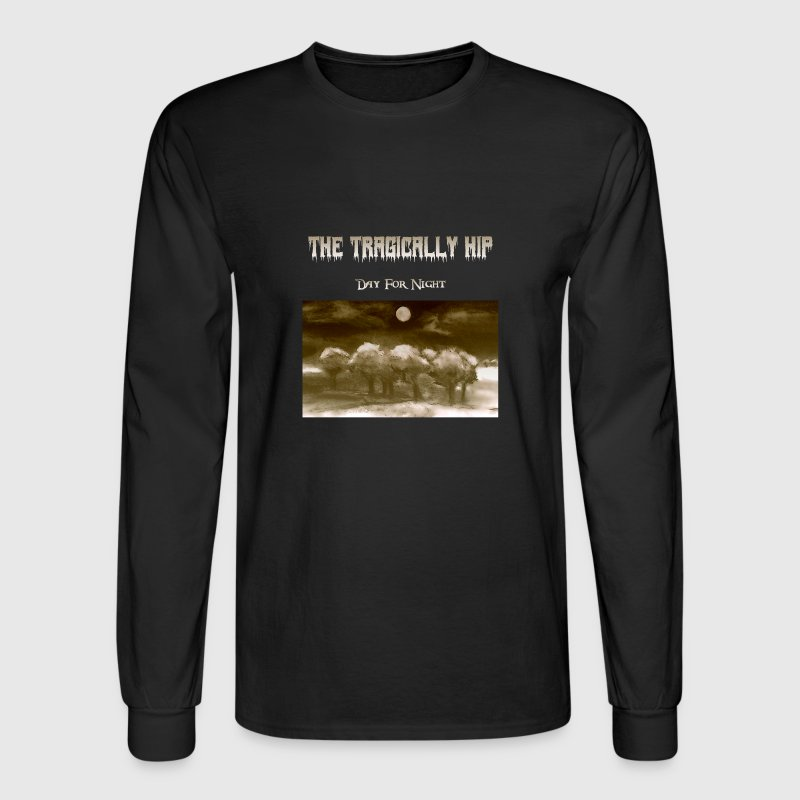 The Tragically Hip - Day For Night - Men's Long Sleeve T-Shirt