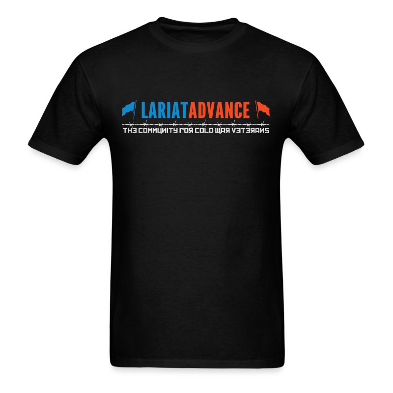 la-shirt-design-light - Men's T-Shirt