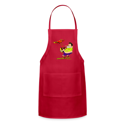 GrisDismation's Ongher Droning Out - Adjustable Apron