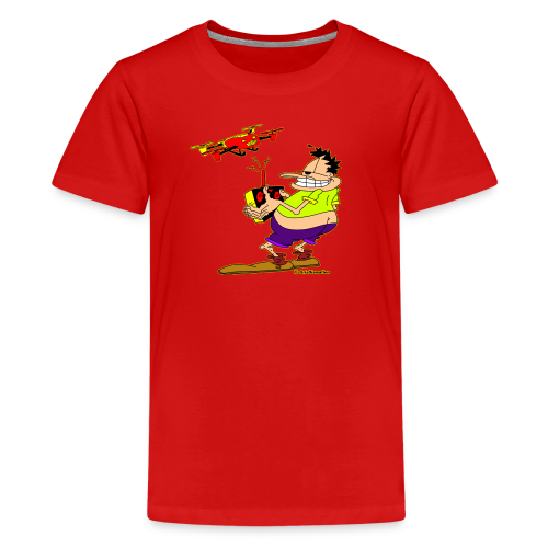 GrisDismation's Ongher Droning Out - Kids' Premium T-Shirt