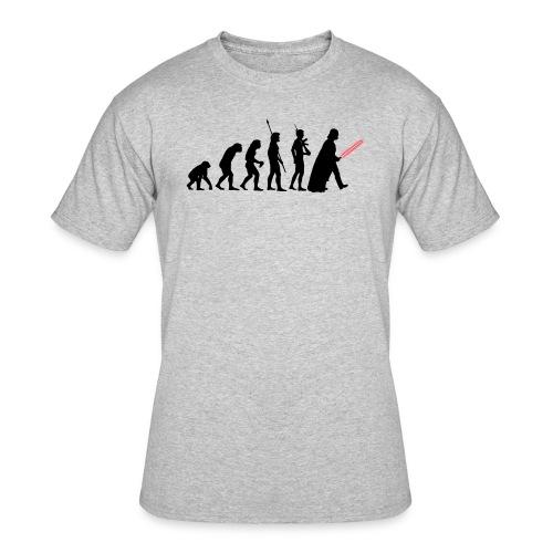 Darth Vader Evolution - Men's 50/50 T-Shirt