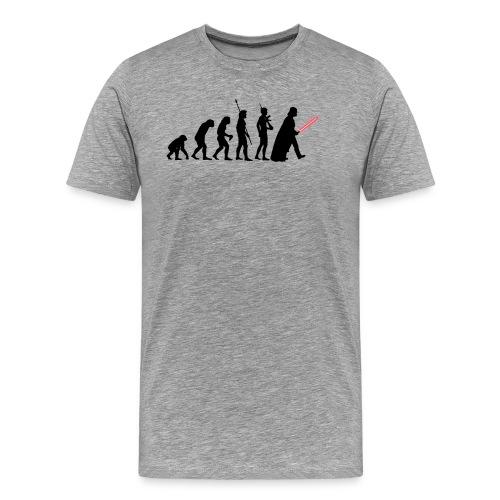 Darth Vader Evolution - Men's Premium T-Shirt