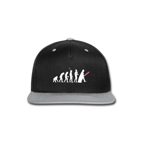 Darth Vader Evolution - Snap-back Baseball Cap