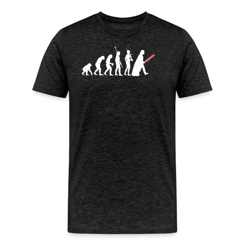 Darth Vader Evolution - Men's Premium T-Shirt