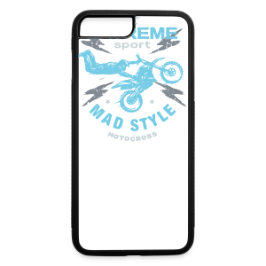 Mad Style Moto - iPhone 7 Plus/8 Plus Rubber Case