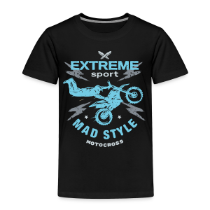 Mad Style Moto - Toddler Premium T-Shirt
