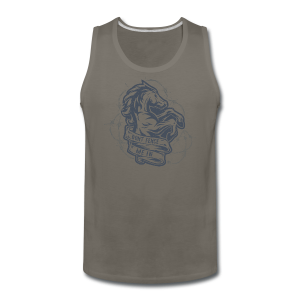 Dont Fence Me In - Men's Premium Tank