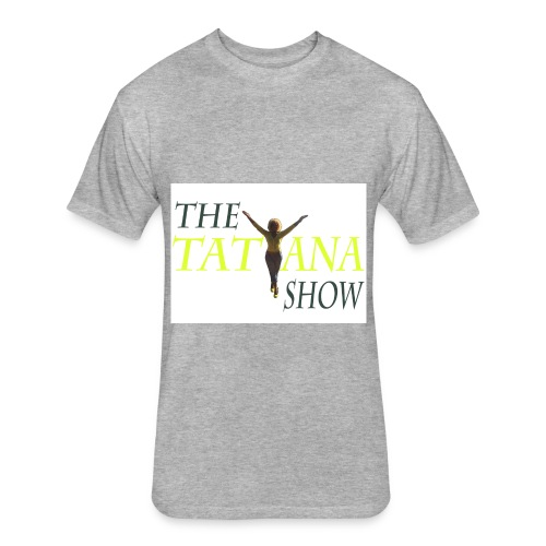 Men's Y Not Long Sleeve  - Fitted Cotton/Poly T-Shirt by Next Level