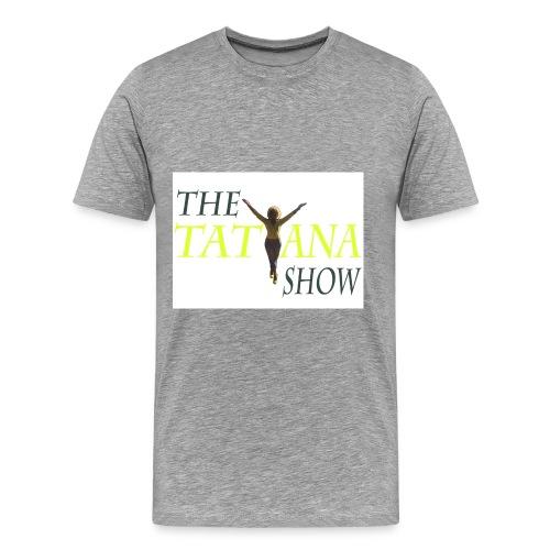 Men's Y Not Long Sleeve  - Men's Premium T-Shirt