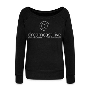Dreamcast Live T-Shirt (Men's) - Women's Wideneck Sweatshirt