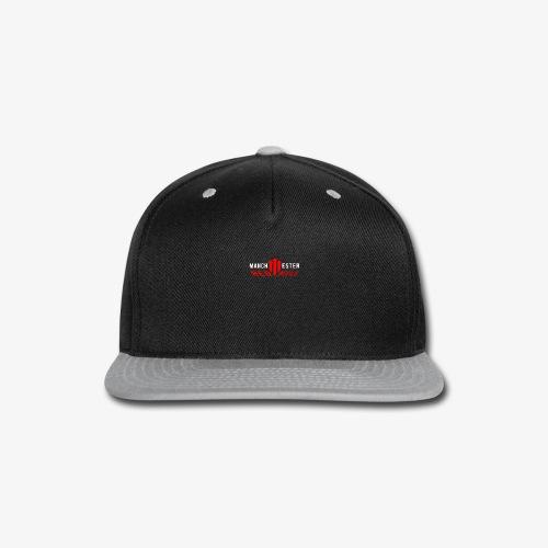 Manchester Red Devils - Snap-back Baseball Cap