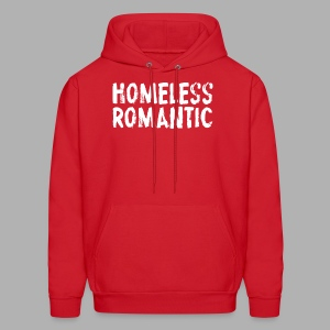 Homeless Romantic - Men's Hoodie