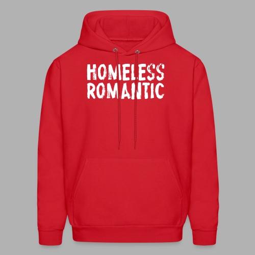 Homeless Romantic - Men's Hoodie