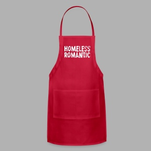 Homeless Romantic - Adjustable Apron